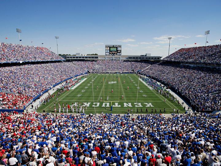 Commonwealth Stadium, University of Kentucky