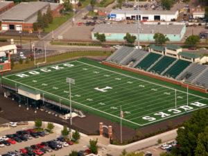 Marshall Stadium, Trinity High School, Louisville, KY