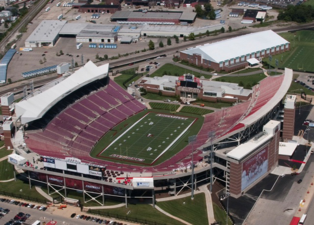 Papa Johns Cardinal Stadium Renovation